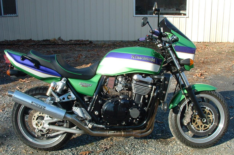 Vintage Yamaha Motorcycle Restoration