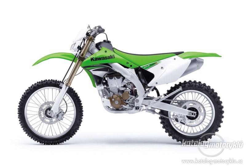 Kawasaki Klxr Graphics